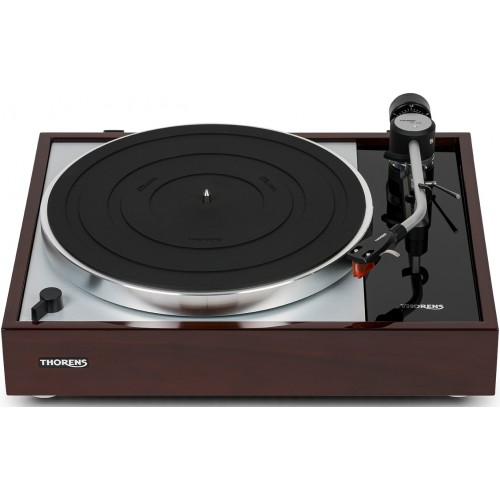 Thorens TD 1500 Sub-Chassis Turntable with 2M Bronze Cartridge (High-Gloss Walnut)