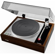 Thorens TD 1600 Classical Wooden Plinth Turntable (Walnut)