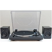 Thorens Fully-Automatic 3-Speed Record Player System with Bluetooth Speakers