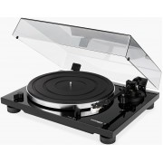 Thorens TD 201 Turntable with AT 3600 Cartridge (Black)