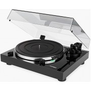 Thorens TD 202 Turntable with AT 95E Cartridge (Black)