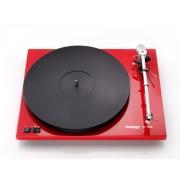 Thorens TD 203 Red Turntable w/THORENS TAS257 Cartridge