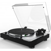 Thorens TD 402 DD Direct-Drive Turntable with Cartridge (High-Gloss Black)