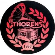 Thorens Genuine OEM THOAC038 Black Felt Logo Platter Mat