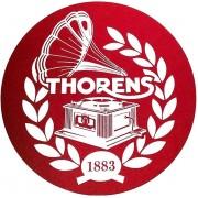 Thorens Genuine OEM THOAC039 Red Felt Logo Platter Mat