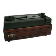 NITTY GRITTY Model 2.5Fi Dary-Cherry Wood Record Cleaning Machine