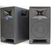 """JBL 708P 250-watt Bi-Amped 8"""" Reference Studio Monitors"""