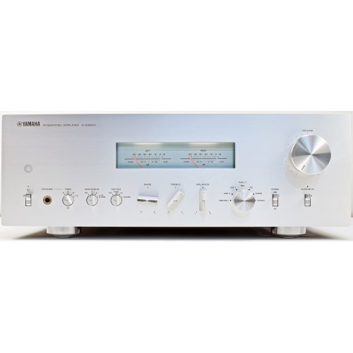 Yamaha A-S2200 Integrated Amplifier (Silver)