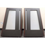 Apogee Stage 2-way Dipole Planar/Ribbon Speakers (Anthracite Finish)