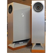 RETHM BHAAVA tri-driver Speakers with Class-AB amplified sub/bass