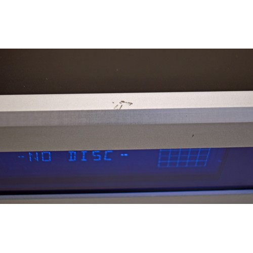 Musical Fidelity CD-PRE24 Preamp/CD Player/DAC