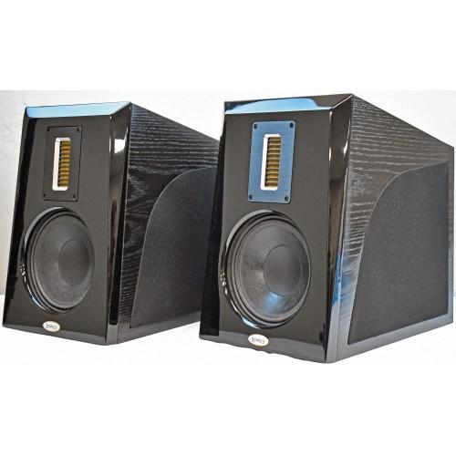 "Legacy Audio Calibre triple-8""/3way 500w Loudspeakers (Black Oak)"
