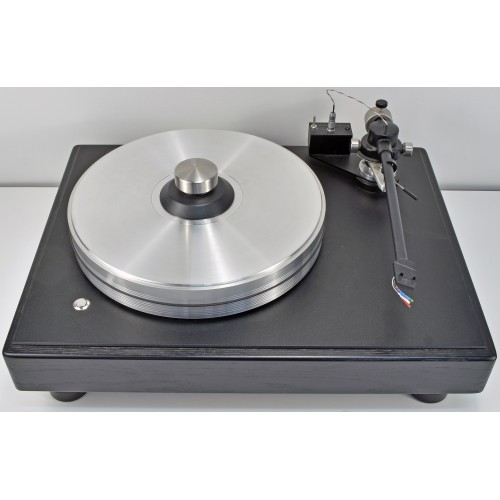VPI Classic 1 Black-Oak Audiophile Turntable with JMW Classic Tonearm