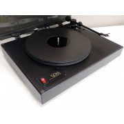 SOTA COMET II Black Belt-drive Turntable with Dust Cover