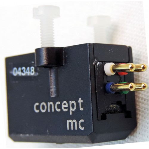 Clearaudio Concept MC Moving-Coil Cartridge