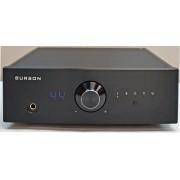 Burson Audio Conductor V2+ Class-A/FET Headphone Amp/Preamp/32bit USB DSD DAC (Black)