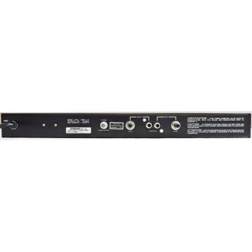 CROWN FM TWO FM2 high-performance Stereo Tuner