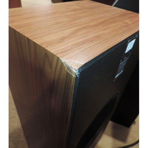 Klipsch Forte III Floorstanding Speaker (American Walnut) Used