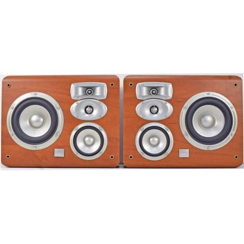 "JBL L820 Cherry L Series 4-Way 6"" Wall-Mountable Mirror-Image Speakers"