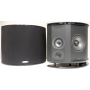 Polk Audio LSiM702F/X 3-way on-wall Surround/effects Speakers