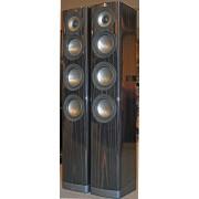 ELAC Navis ARF-51 Ebony Emara 300-watt tri-amped Wireless Speakers
