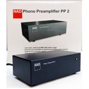 NAD PP 2 high-performance MM/MC Phono Preamp