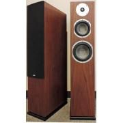KLH Quincy genuine-walnut 3-way Floorstanding Speakers