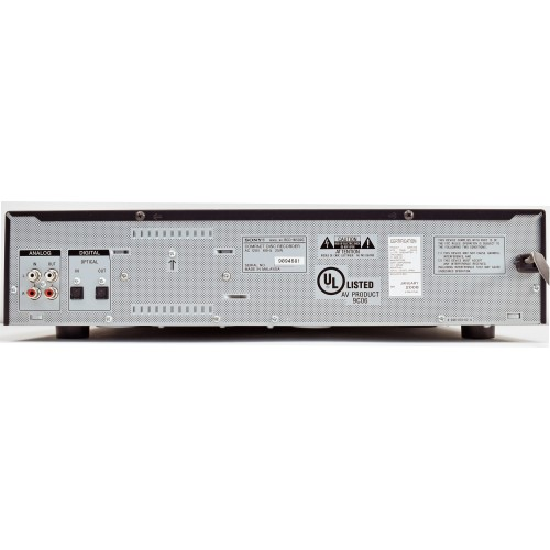 SONY RCD-W500C 5 CD Changer/Twin-Tray high-speed CD Recorder