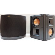 Klipsch RS-42 II Dual Quad-Driver 300w Surround Speakers