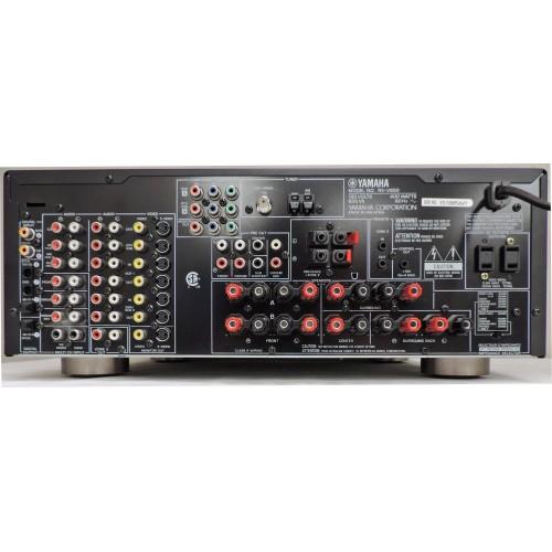 Yamaha RX-V650 665-watt 7.1-ch AV Receiver *READ*