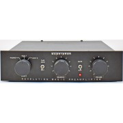 SUPERPHON Revelation Basic dual-mono Preamp with outboard PSU by Stan Warren of PS