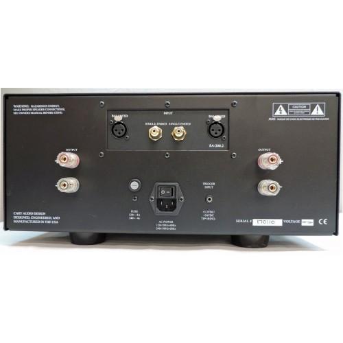 CARY Audio SA-200.2 Balanced Stereo Power Amplifier
