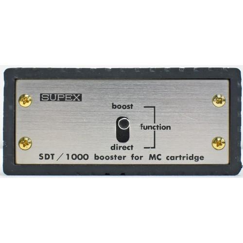 SUPEX SDT-1000 MC Step Up Transformer