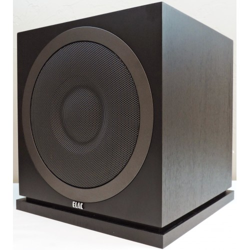 "ELAC Debut 2.0 SUB3010 dual 10"" Sub with Bluetooth/auto EQ"