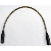 Straight Wire Mega Link 0.5-meter 110 ohm AES/EBU XLR Digital Cable
