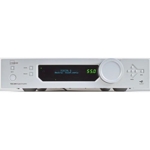 LYNGDORF TDAI-2200 400-watt stereo integrated RoomPerfect amp /DAC