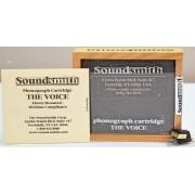 Soundsmith THE VOICE Ebony-body Hi-Output Cartridge