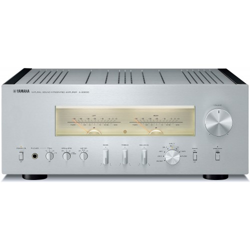 Yamaha A-S3000 Natural Sound Integrated Amplifier (Silver)