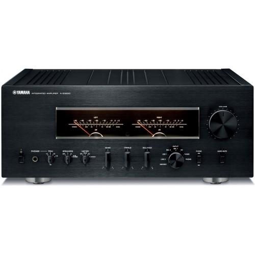 Yamaha A-S3200 Natural Sound Integrated Amplifier (Black)