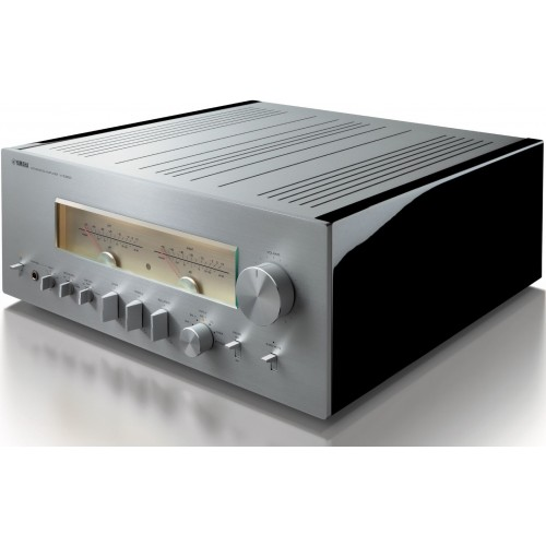 Yamaha A-S3200 Natural Sound Integrated Amplifier (Silver)