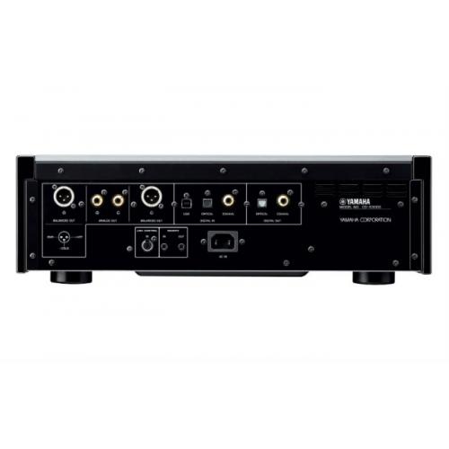 Yamaha CD-S3000 Highest Class CD Player- Black
