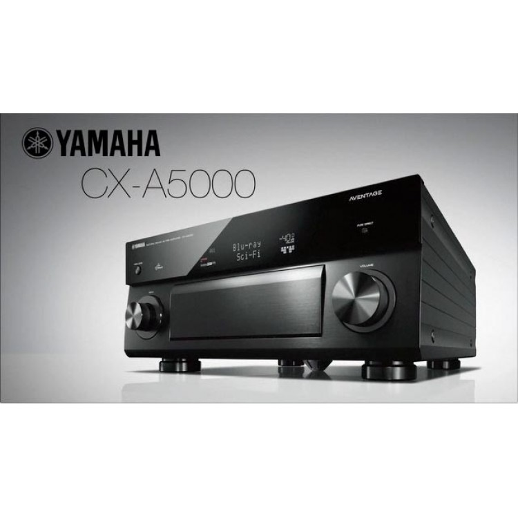 Yamaha cx a5000 11 2 channel av preamplifier for Yamaha aventage cx a5000