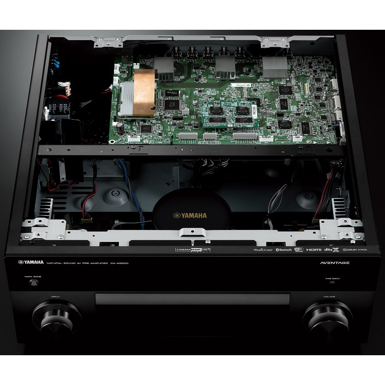 yamaha cx a5200 aventage 11 2 ch av preamplifier with. Black Bedroom Furniture Sets. Home Design Ideas