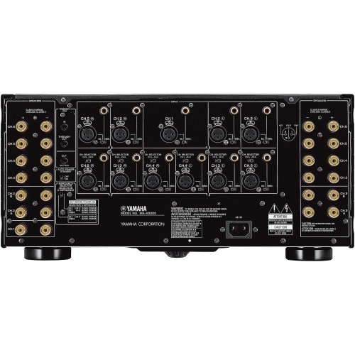 Yamaha MX-A5000 AVENTAGE 11-Ch Power Amplifier