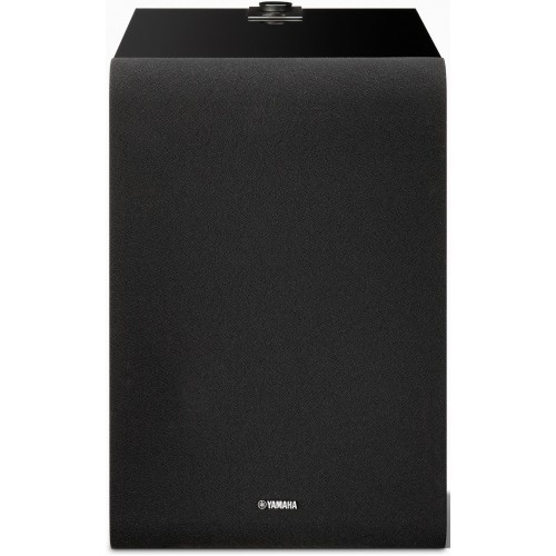 Yamaha MusicCast SUB 100 Wireless Subwoofer & 2 MusicCast 20s in Black