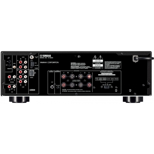 yamaha r s300 natural sound stereo receiver. Black Bedroom Furniture Sets. Home Design Ideas