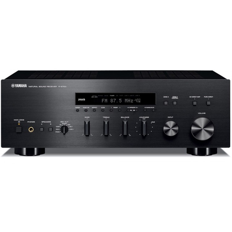 yamaha r s700 natural sound stereo receiver