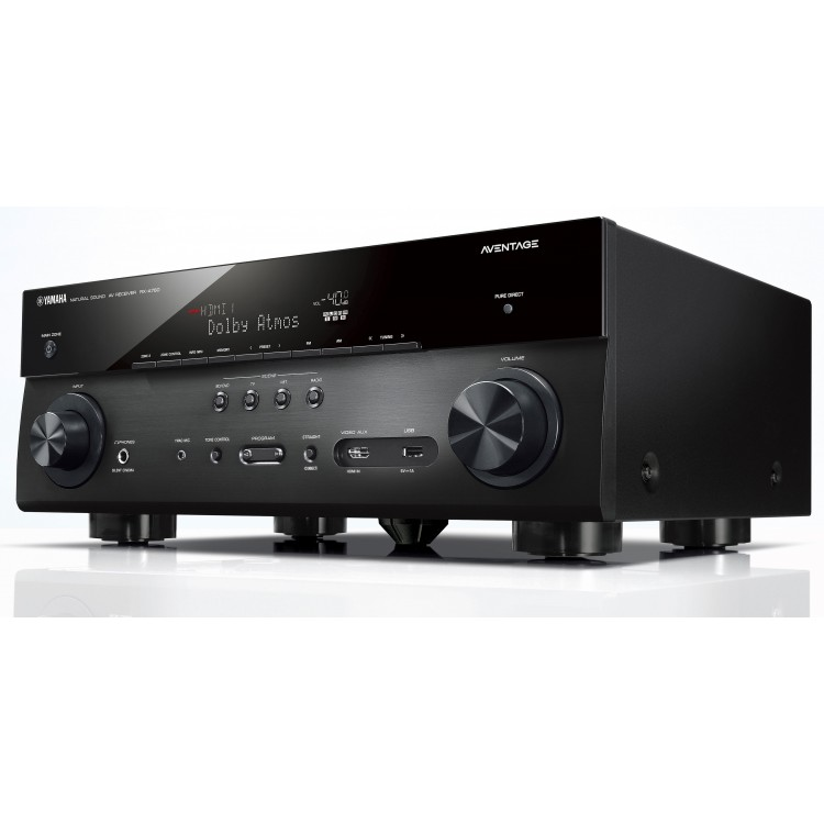 Yamaha rx a760 7 2 ch aventage network av receiver for Yamaha 7 2 receiver reviews