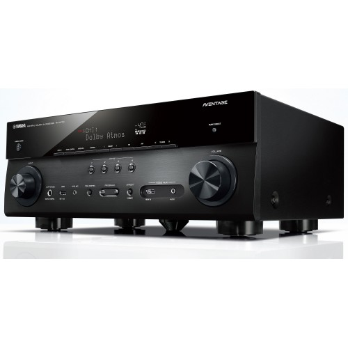 Yamaha rx a770 aventage 7 2 ch network av receiver for Yamaha 7 2 receiver reviews