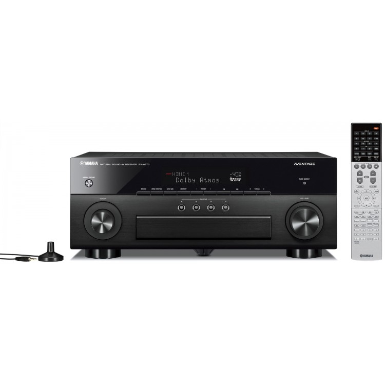 yamaha rx a870 aventage 7 2 ch network av receiver. Black Bedroom Furniture Sets. Home Design Ideas
